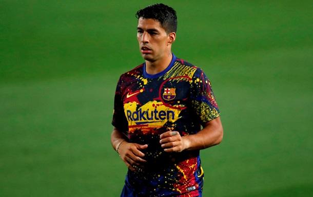Суарес не хоче залишати Барселону