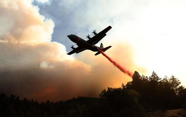 Каліфорнія палає в пожежах. Фоторепортаж