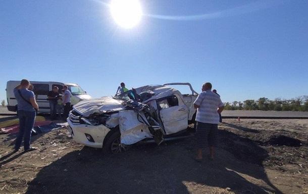 ДТП з вантажівкою в Кривому Розі: двоє загиблих