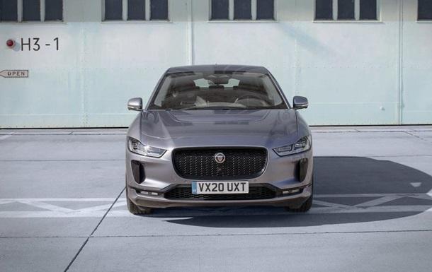 Jaguar презентував люксовий електрокар