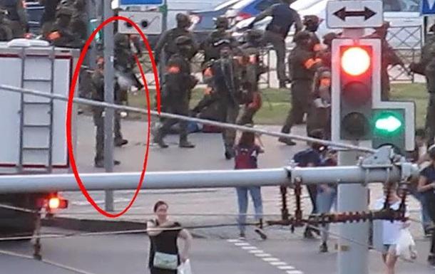 Опубликовано видео стрельбы по журналистке в Минске