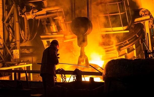 Промпроизводство в Украине замедлило спад