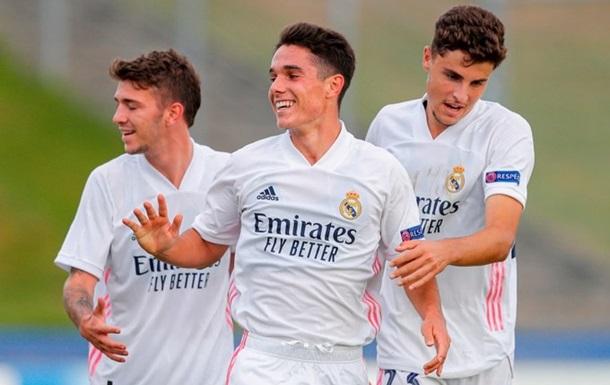 Реал вперше в історії виграв Юнацьку лігу УЄФА