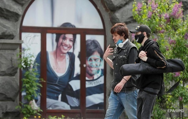 Коронавирус в Украине 26 августа 2020