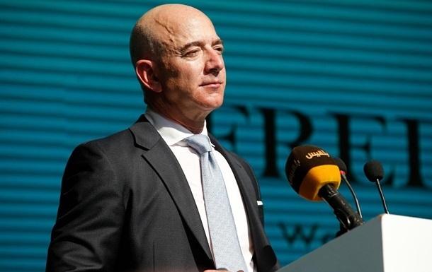 Состояние главы Amazon Джеффа Безоса достигло рекордной отметки