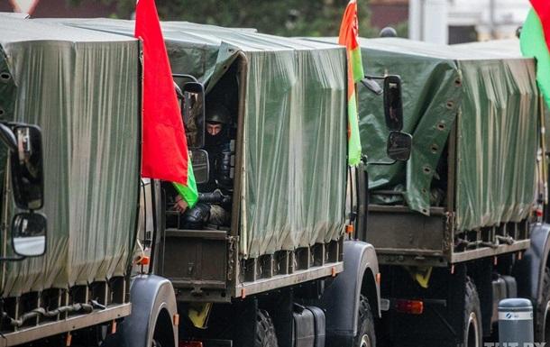 В Беларуси задержали полсотни демонстрантов
