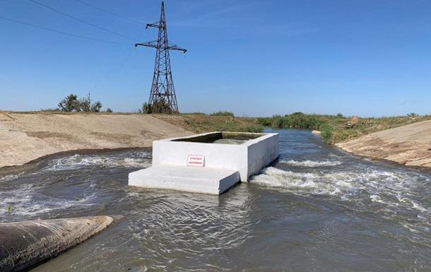 В Одесской области засыхающее озеро спасают водой из Дуная