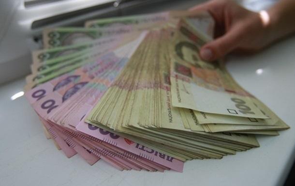 Госдолг Украины за месяц вырос на 86 миллиардов