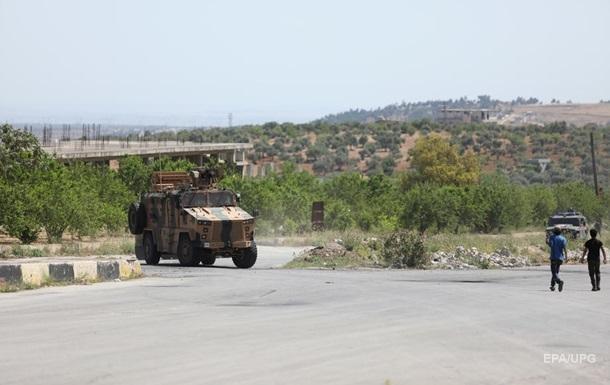 У Сирії сили Росії протаранили патруль США - ЗМІ