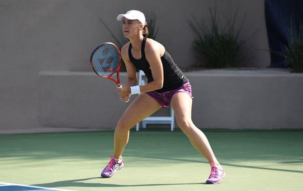 Калинина стала седьмой украинкой в основе US Open-2020