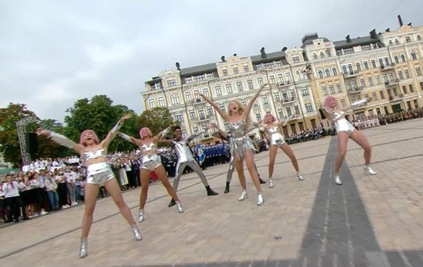 В ОП объяснились по поводу музыкального номера на День Независимости