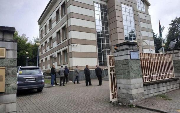 В Беларуси штурмовали посольство Ливии