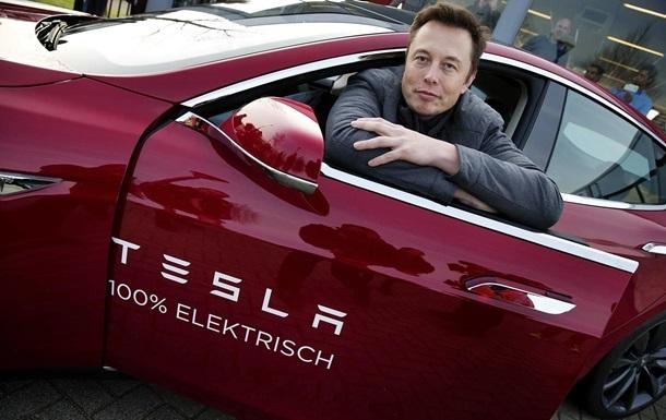 Капіталізація Tesla подвоїлася за два місяці
