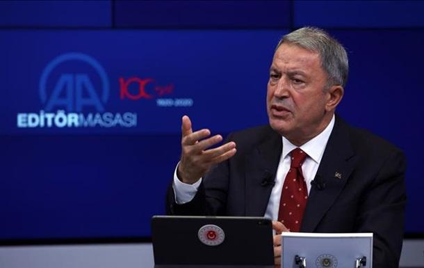 Турция обвинила Францию в дестабилизации Средиземноморья