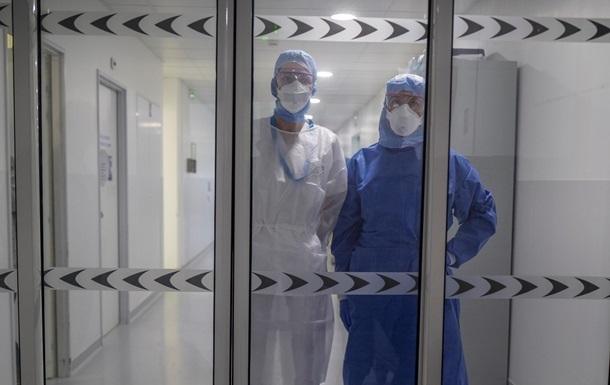 В Румынии впервые выявили более 1500 заражений коронавирусом
