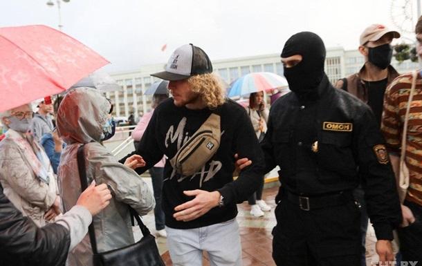 В Минске прошли задержания активистов