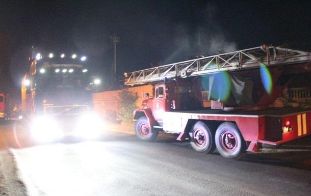На НПЗ в Одесі стався вибух і пожежа