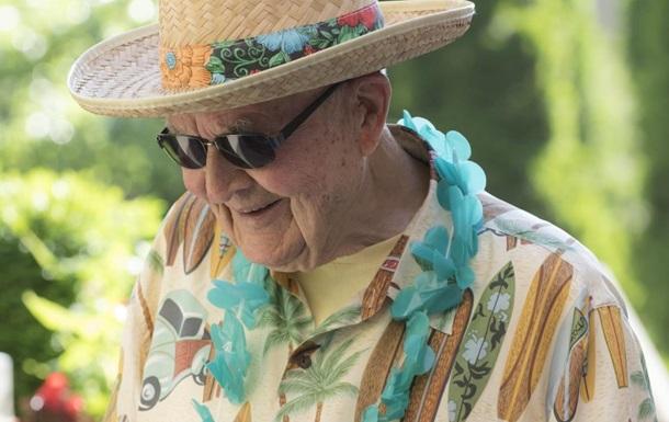 Мужчина в 101 год раскрыл секрет долголетия