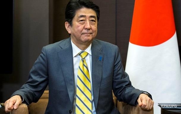 Прем єр Японії пояснив відхід з посади