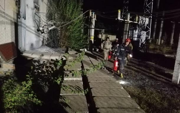 Спасатели рассказали подробности пожара на Одесском НПЗ