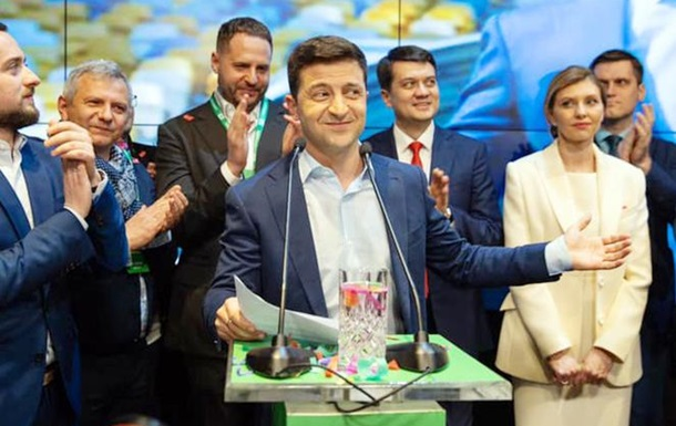 Зеленський створює нову молоду команду, нові схеми нелегального заробітку