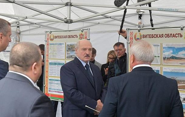 Лукашенко:  Вакханалія  з протестами закінчується