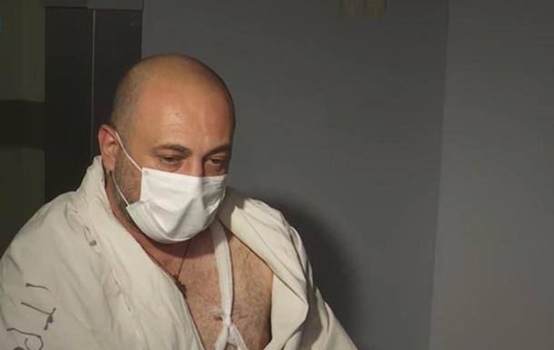 Пострадавший в обстреле автобуса под Харьковом рассказал о самочувствии