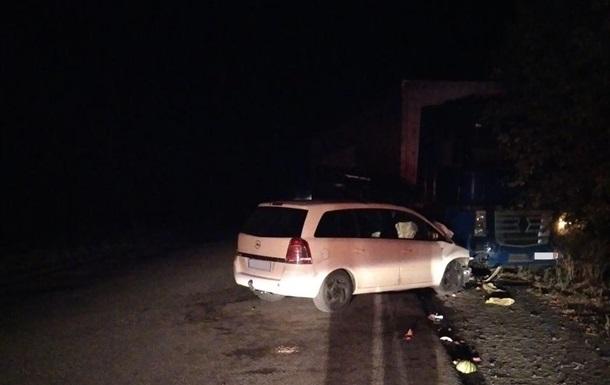 На Николаевщине в ДТП с грузовиком пострадали пять детей