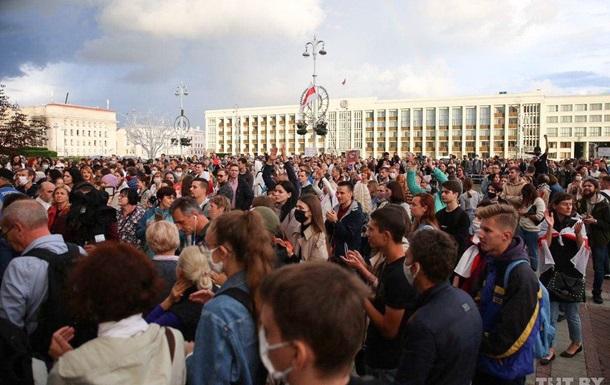 Рубль Беларуси дешевеет на фоне протестов