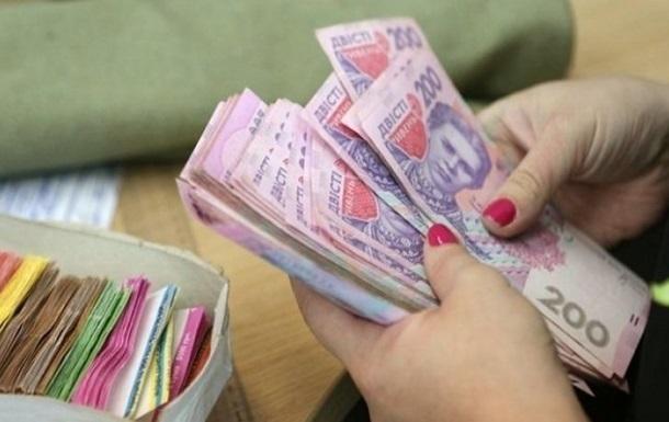 Июльская зарплата в Украине выросла на 5%