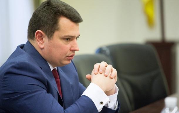 У Зеленского объяснили, почему Сытник останется руководить НАБУ