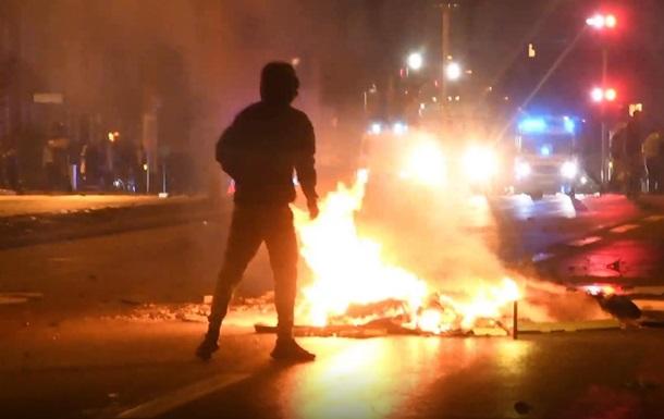 В Швеции начались массовые беспорядки после сожжения Корана