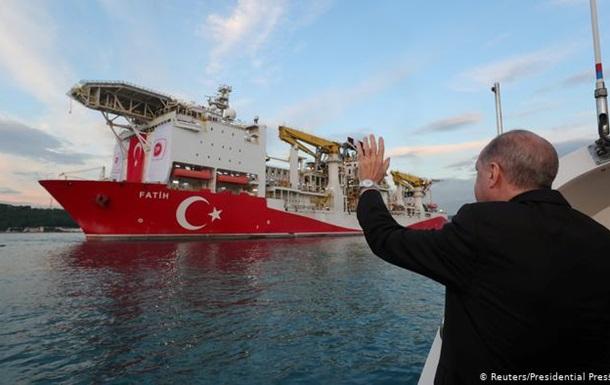 Нове газове родовище в Туреччині: чи відмовиться Анкара від газу з РФ