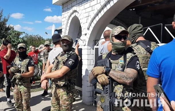 На Харківщині зіткнення біля поселення ромів