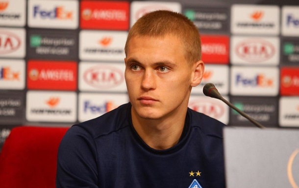Буяльский не сыграет за сборную Украины в матчах Лиги наций
