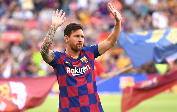 Барселона согласилась продать Месси в Англию - СМИ