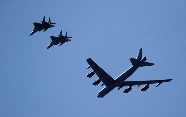 Америка і Росія  обмінялися  перехопленнями ВПС