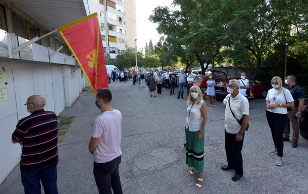 В Черногории проходят парламентские выборы