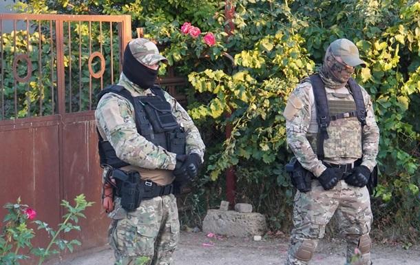 В Украине завели дело из-за обысков в Крыму