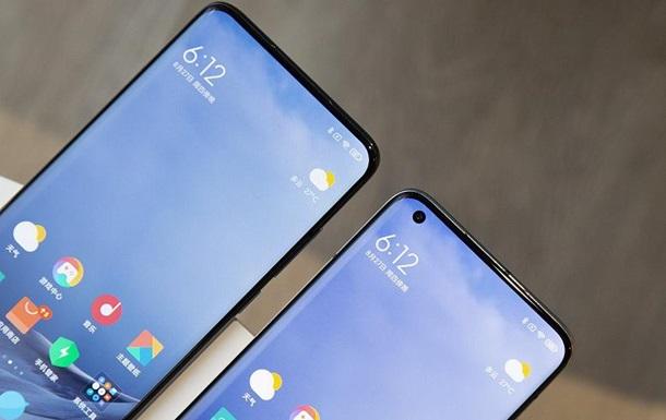 Xiaomi переходит на дисплей с подэкранной камерой