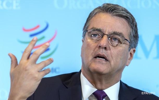 Глава ВТО досрочно покидает пост - СМИ