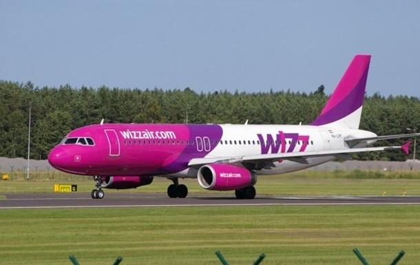 Wizz Air отменяет все рейсы из Украины в Венгрию