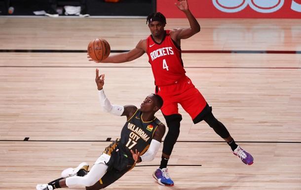 НБА: Оклахома сравняла счет в серии с Хьюстоном, Майами обыграли Милуоки