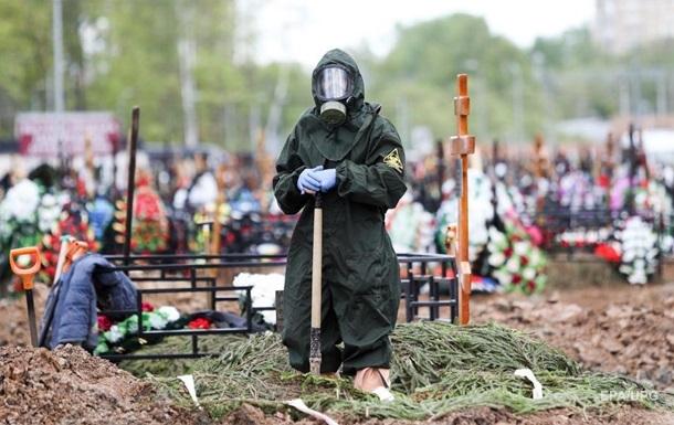 Население России рекордно сократится на фоне пандемии