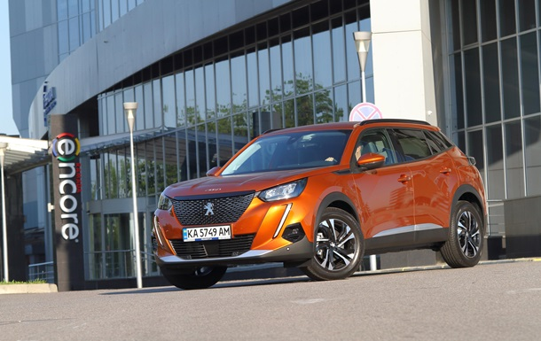 Сміливий, пристрасний, незвичайний - новий Peugeot 2008