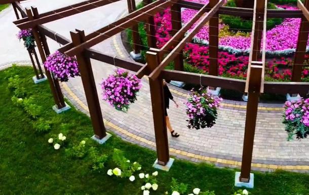 Киевский парк Наталка наградили премией