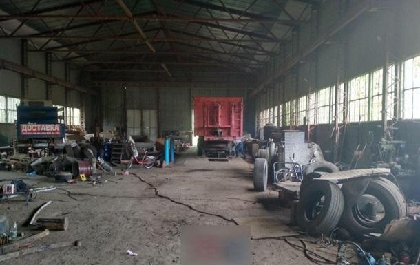 В Ровенской области в гараже произошел взрыв