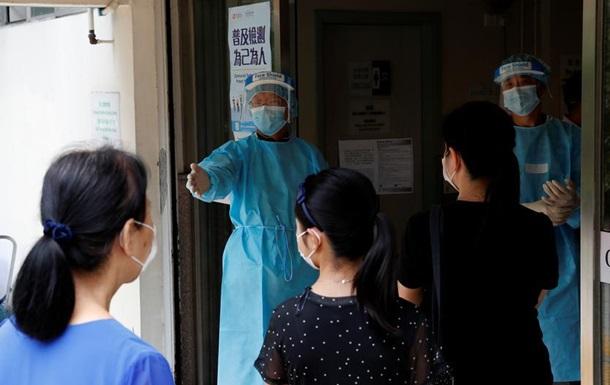Влада Китаю почала масове тестування населення Гонконгу на коронавірус