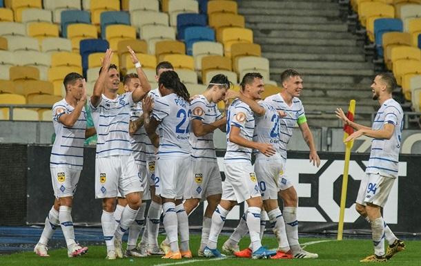 Стало известно, где Динамо начнет плей-офф раунд квалификации, если пройдет АЗ