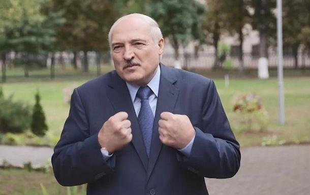Лукашенко о смене власти: Это будет резня